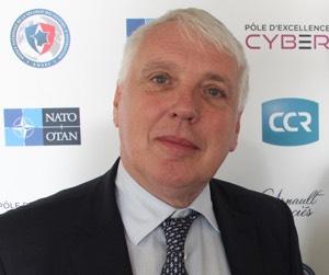 Jamie Shea, Secrétaire Général Adjoint de l'OTAN