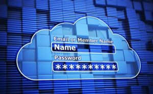 Login cloud computing